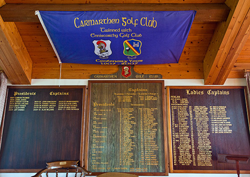 Carmarthen Golf Club - Gallery Image